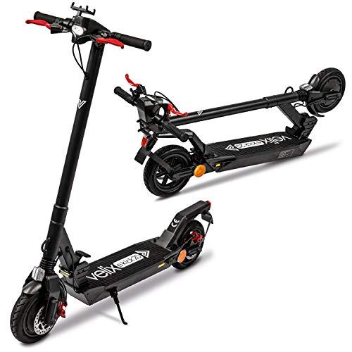 velix E-Kick 20km/h V2021 E-Scooter - E-Roller mit Straßenzulassung - Faltbarer Elektroroller 40km Reichweite...