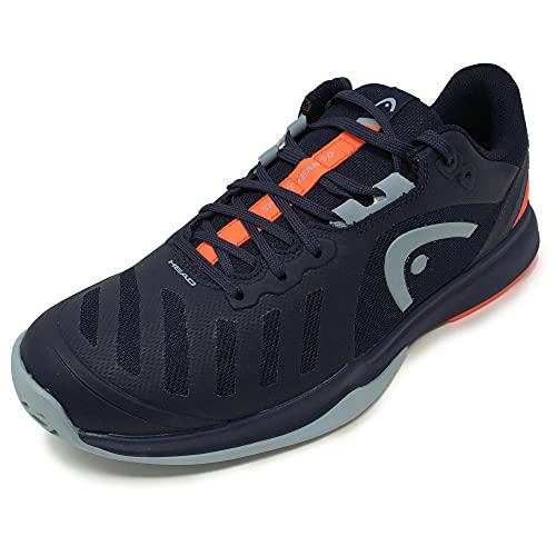 HEAD Herren Sprint Team 3.0 2021 Men Dbnr Tennis Shoe, Blau Rot, 42.5 EU
