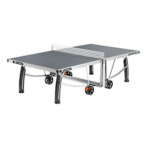 Cornilleau Unisex– Erwachsene Sponeta S 5-72 E Tischtennistisch, grau, Spielposition: L 274 cm 76 cm...