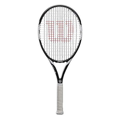 Wilson Tennisschläger, Federer Team 105, Unisex, Anfänger und Freizeitspieler, Griffstärke L2,...