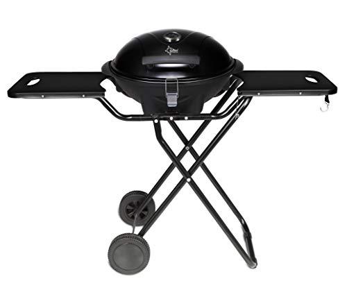 SUNTEC Elektrogrill BBQ-9295 auch als Tischgrill Geeignet   Grill mit Abnehmbarem Deckel und Regulierbaren...