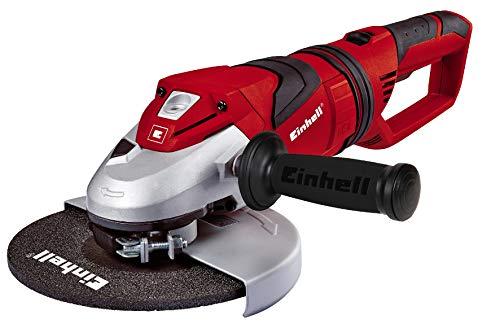 Einhell Winkelschleifer TE-AG 230 (2350 W, Scheiben-Ø 230 mm, Softstart, drehbarer Handgriff, Anti-Vibration,...