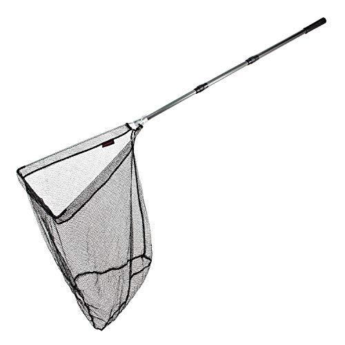Arapaima Fishing Equipment® Teleskopkescher 'Basic II' mit Metallgelenk | Angelkescher | Klappkescher -...