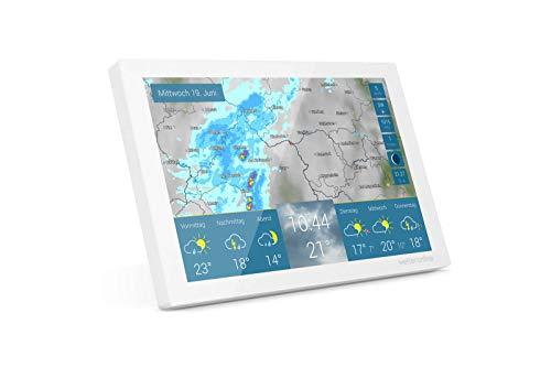 wetteronline home – W-LAN Profi-Wetterstation von WetterOnline – einfache Einrichtung, Wettervorhersage,...
