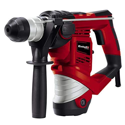 Einhell Bohrhammer TC-RH 900 (900 W, 3 J, Bohrleistung in Beton 26 mm, SDS-Plus-Aufnahme,...