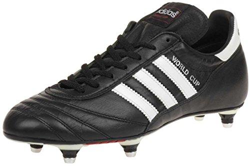 adidas Herren World Cup Fußballschuhe, Schwarz (Black/Running White Ftw), 42 2/3 EU