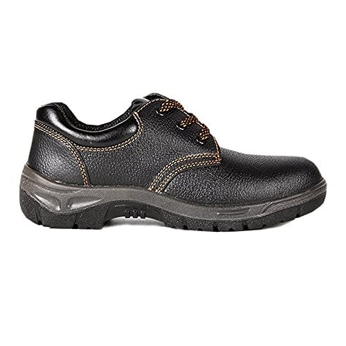 Arbeitsschuhe herren S1 , Schuhe, Leder Sicherheitsschuhe herren - Wasserdichte schuhe, mit Rutschfeste...
