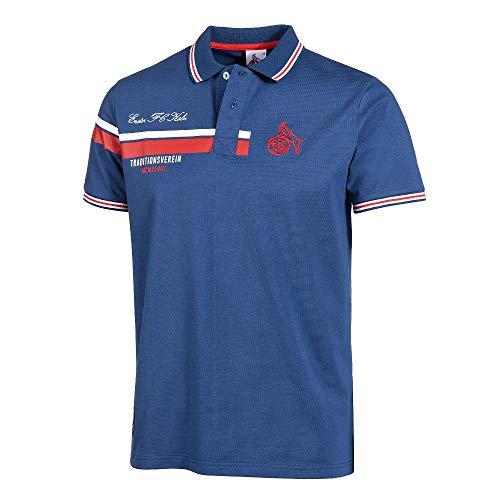1. FC Köln Poloshirt Shirt BUCHFINKENWEG (4XL)
