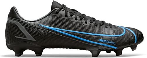 Nike Herren Vapor 14 Academy Fußballschuh, Black/Black-Iron Grey, 44 EU