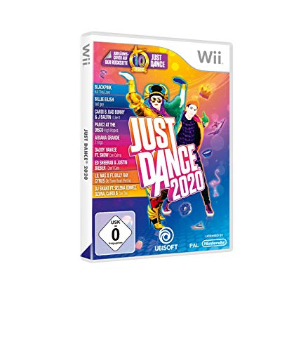 Just Dance 2020 - [Nintendo Wii]