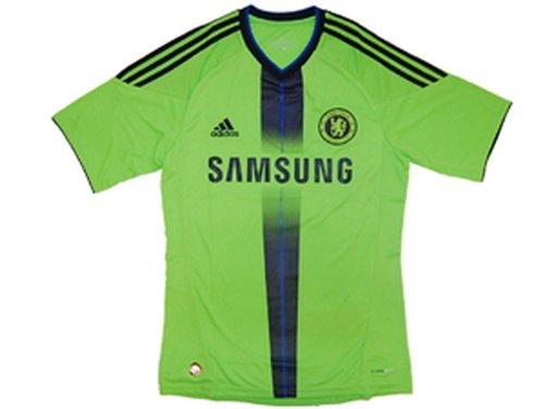 adidas FCKW 3JSY Chelsea FC Trikot Third Fußball Herren grün XL grün