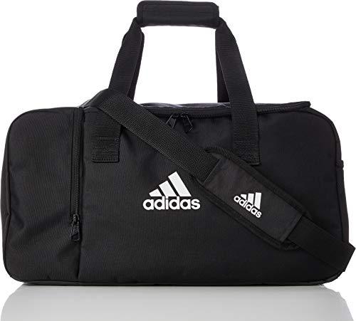 adidas TIRO DU S Gym Bag, Black/White, NS