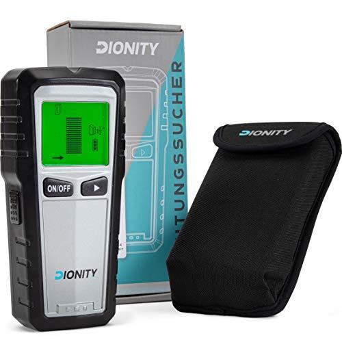 DIONITY® Premium Leitungssucher – [5] Anwendungsfunktionen – Ortungsgerät für Metall & stromführende...