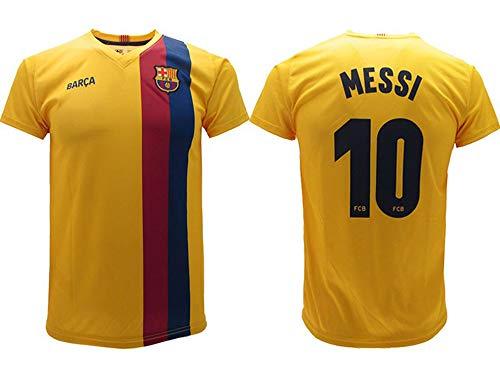Trikot Messi 2020 Barcelona offizielles Trikot Away 2019 2020 in Blisterverpackung Trikot Barcelona 10 Kinder...