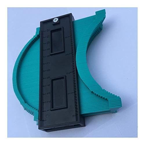 QWSX Konturlehre Plastic Gauge Contour Profile kopieren Spur Duplicator Standard 5 Zoll Breite...