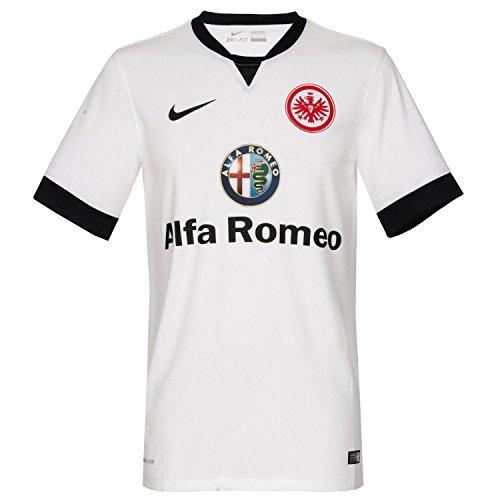 Nike Trikot Eintracht Frankfurt Away Stadium 2014/2015 weiß L