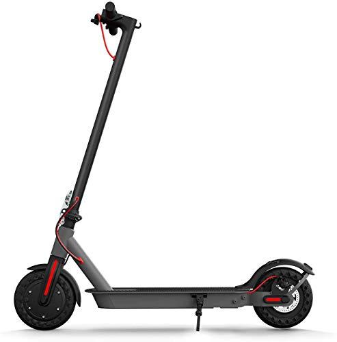 Hiboy S2 skuter elektryczne, Składany e-skuter–maksymalna prędkość 25 km / h, zasięg do 27 km, solidny...