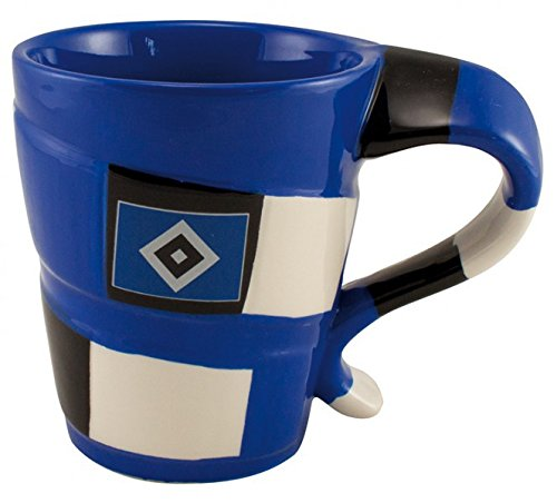 Hamburger SV HSV Kaffeebecher 'Schal'