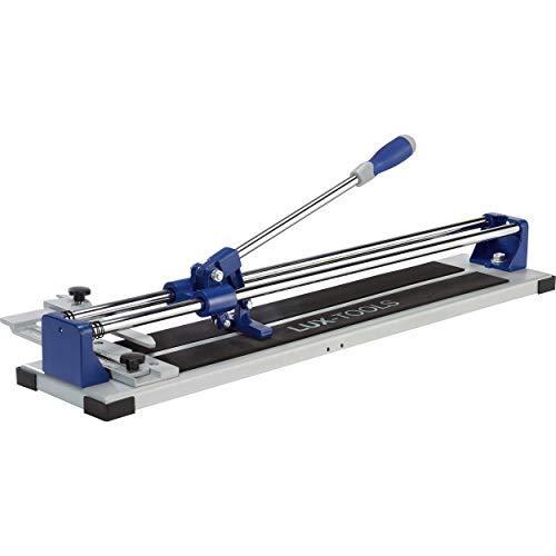 LUX-TOOLS Fliesenschneider FSM-600 Comfort | Schneidmaschine für Fliesenbreiten bis zu 600 mm