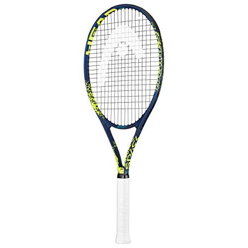 HEAD Unisex-Erwachsene Spark Elite Tennis Racket, mehrfarbig, 3