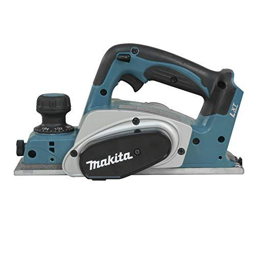 Makita DKP180Z Akku-Hobel (18,0 V, 82 mm, ohne Akku/ohne Ladegerät)