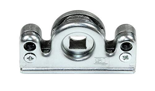 Siegenia (SI AUBI) Reparatur Getriebeschloss Schneckengehäuse für Serie Getriebe 15, FAV, TGK, TGM, TGMK,...