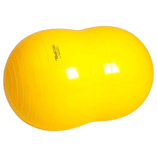GYMNIC Physio Roll Gymnastikball, Physio Roll, gelb