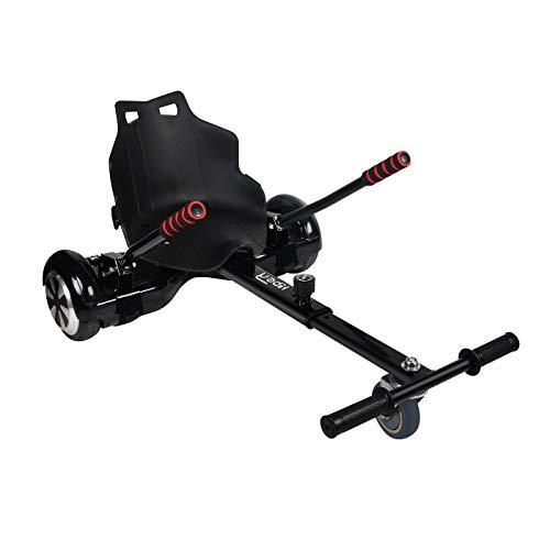 Hiboy HC-01 Hoverboard Sitz - Kart Erweiterung für 6, 5, 8 10 Zoll Hoverboards mit Sitz, verbessertes Design...