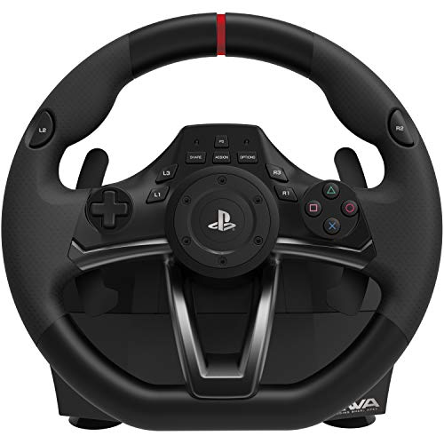 RWA: Racing Wheel APEX (Lenkrad für PS4/PS3/PC) [PlayStation 4, PlayStation 3, Windows 8, Windows 7, Windows...