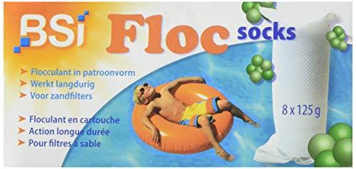 BSI Floc Socks Flockungspads/Flockungsmittel