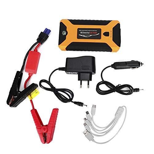 Batterieladegerät Starthilfegeräte für Autobatterien Autostart Netzteil 12 V 20000 mAh Kfz Notstart Lampe...