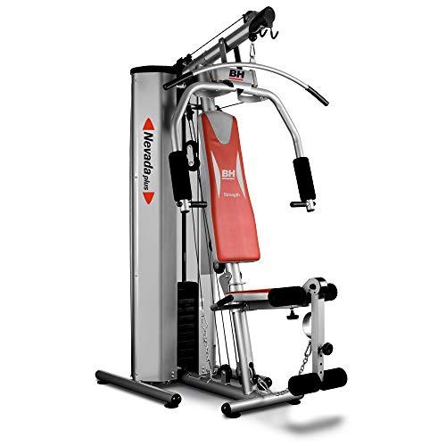 BH fitness-station kraftstationen max. belastung 100 kg NEVADA Plus G119XA