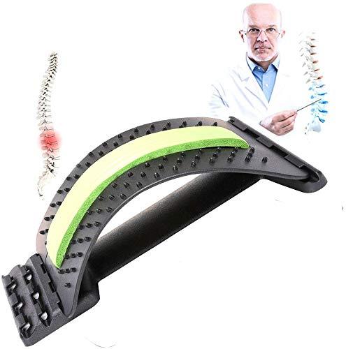 Lapeno Rückendehner – Schmerzlinderung im unteren und oberen Rücken, Lendenwirbeldehner,...