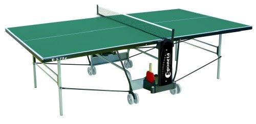 Sponeta Tischtennisplatte S 3-72e Grn Outdoor
