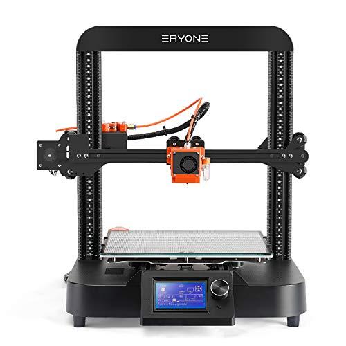 ERYONE 3D Printer ER 20 3D Drucker, Bettsensor mit automatischer Nivellierung, Super Quiet 3D Drucker mit...