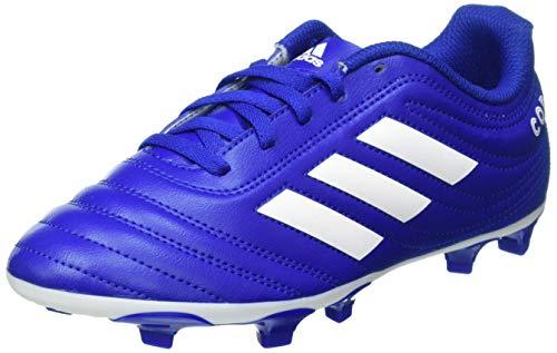 adidas Jungen Copa 20.4 Fg Fußballschuhe, Blau (ROYBLU/FTWWHT/ROYBLU), 33 EU