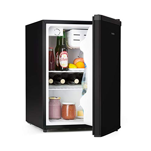 Klarstein Cool Kid Getränkekühlschrank - Mini-Kühlschrank, Mini-Bar, 66 Liter Volumen,...