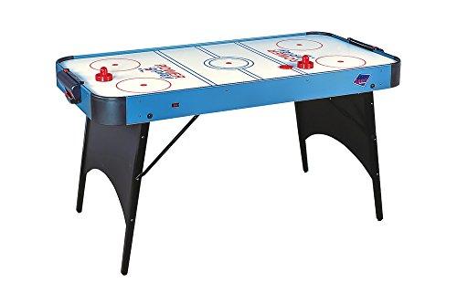 Airhockey, Dybior Blue Ice, 150x75x86 cm, blau