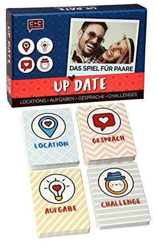 Up Date - Besondere Date-Ideen für Paare. Außergewöhnlichen Locations, Gesprächsthemen, Aufgaben und...