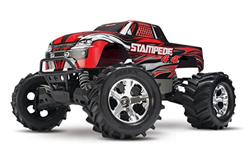 Traxxas Stampede 4 x 4: Monster Truck, Ready-to-Race (1/10)