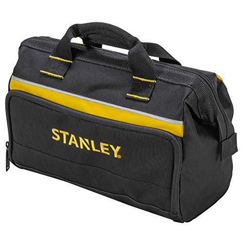 Stanley Werkzeugtasche (12 Zoll, 30 x 25 x 13 cm, robuste, kompakte Tasche für Werkzeuge, Trage aus 600 x 600...