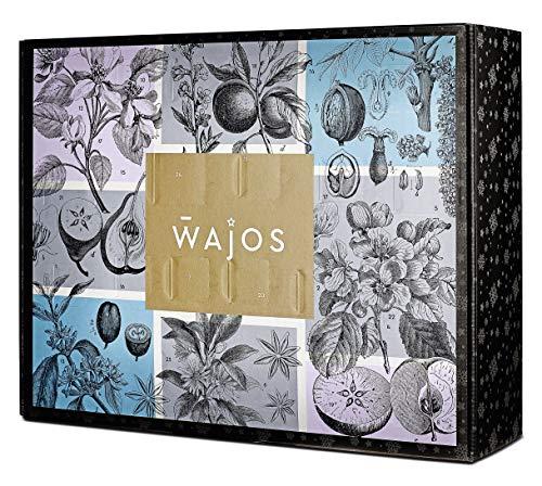 WAJOS Adventskalender 2020 - Premium Bar Spezialitäten | Weihnachtskalender mit 24 Türchen voller Likör,...