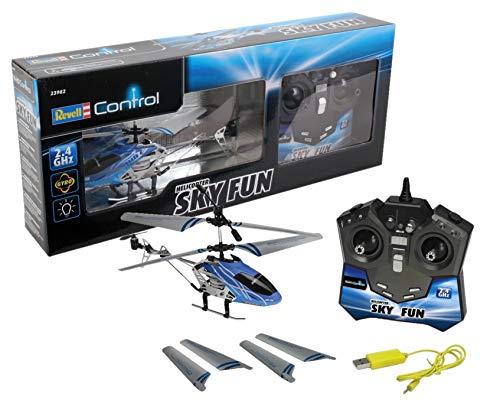 Revell Revell_23982 Control RC Helikopter, ferngesteuerter Hubschrauber für Einsteiger, 2,4 GHz...