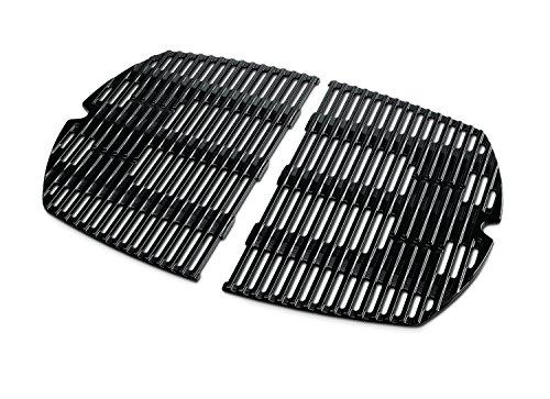 Weber Grillrost Q 3000/300-serien, schwarz, 30 x 4,4 x 44,2 cm, 7646