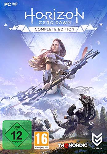 Horizon Zero Dawn Complete Edition   PC Code - Steam