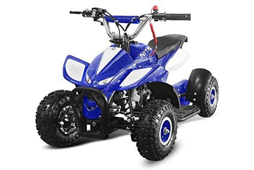 49cc Dragon 4' II Mini Quad ATV Bike Pocket Cross Midi Buggy Kinderquad Kinderfahrzeug (Orange)