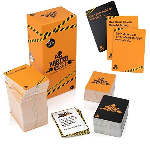 Harter Tobak Spiel (Die ROAST Edition) - Das Brutal Lustige Kartenspiel Für Erwachsene – Deine Freunde...