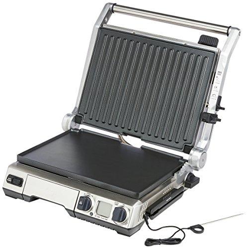 Sage Appliances Smart Grill Pro, Gebürstetes Edelstahl