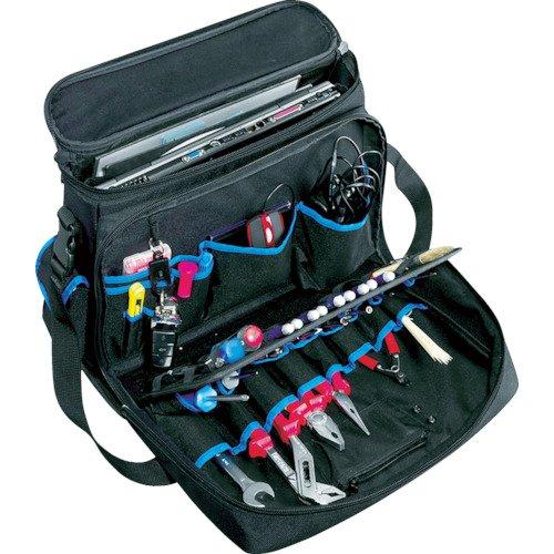 B&W Werkzeugtasche service (ideal für Servicetechniker, Platz für Laptop, Kabel und Werkzeug, 450 x 340 x...