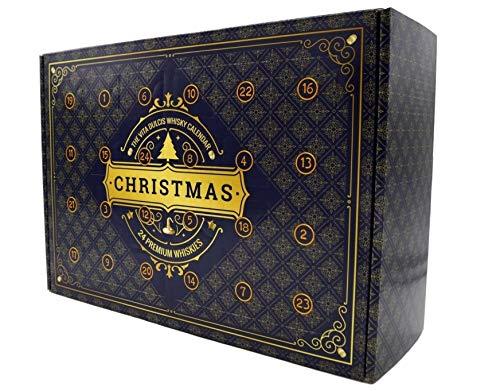 Whisky Adventskalender Deluxe Edition 2021 - Vita Dulcis - 24x0,02l